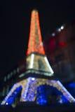 Eiffeltorn Almaty arkivbilder