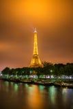Eiffeltorn på Juni 22, 2012 i Paris eiffel Arkivbilder