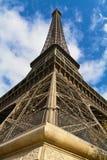 Eiffeltorn - Paris Arkivfoto