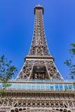 Eiffeltornparisare i Macao, Kina Royaltyfri Foto