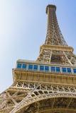 Eiffeltornparisare i Macao, Kina Royaltyfri Bild