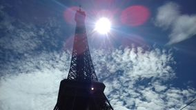 Eiffeltower Στοκ εικόνες με δικαίωμα ελεύθερης χρήσης