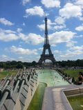 Eiffeltower Fotografie Stock