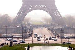 Eiffelturm Lizenzfreie Stockfotos