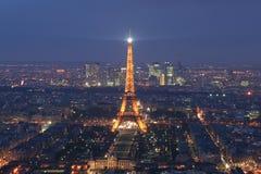 Eiffelturm 5 Stockfoto