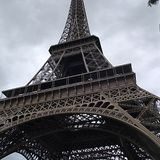 Eiffelturm Arkivbilder