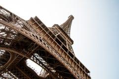 Eiffelturm-detalle fotografía de archivo libre de regalías