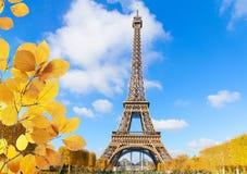 Eiffelturm, Frankreich stockbilder