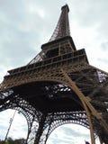 Eiffelturm in Paris Stockfotografie