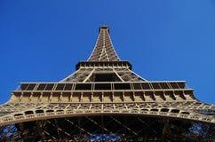 Eiffelturm in Paris Stockfoto
