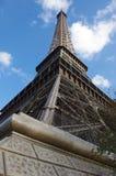 Eiffelturm in Paris Lizenzfreie Stockfotografie