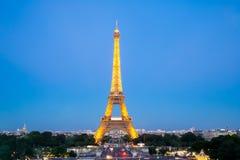 Eiffelturm Paris Lizenzfreie Stockfotos