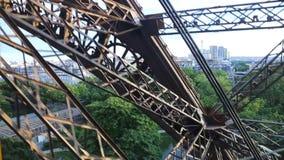 Eiffelturm - Paris stock footage