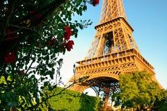 Eiffelturm Paris Lizenzfreies Stockbild