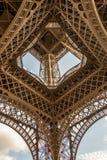 Eiffelturm in Paris Stockbilder