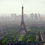 Eiffelturm in Paris - Frankreich lizenzfreies stockfoto
