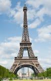 Eiffelturm in Paris frankreich Lizenzfreie Stockfotografie