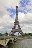 Eiffelturm, Paris, Frankreich Stockbilder