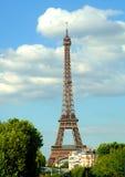 Eiffelturm Paris Frankreich stockfotografie