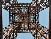 Eiffelturm, Paris, Frankreich Stockfoto