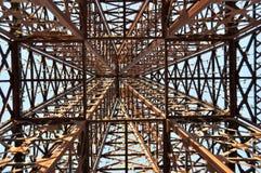 Eiffelturm, Paris, Frankreich Stockfotografie