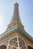 Eiffelturm Pariser in Macau, China Lizenzfreies Stockbild