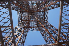 Eiffelturm-Replik lizenzfreie stockfotografie