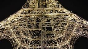 Eiffelturm in Stadt Nantongs Haimen (Jiangsu, China) Stockfoto