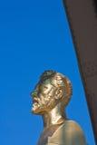 Eiffelturm-Statue von Gustave Eiffel Stockfoto