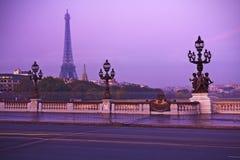 Eiffetl Tower, Paris Stock Image