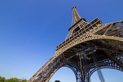 Eiffle Tower. Paris. France Stock Image