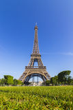 Eiffle Tower. Paris. France. Eiffle Tower with blue sky. Paris. France Stock Images