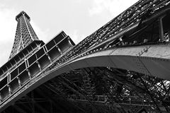 Eiffle Tower. Paris. France Royalty Free Stock Image
