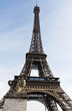 Eiffle Tower. Paris. France Stock Photo