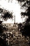 Eifle torn Arkivbild