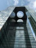 Eigenaardige architecturaal Stock Foto