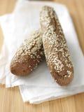 Eigengemaakt Graham Bread Stock Afbeeldingen