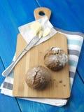 Eigengemaakt Graham Bread Royalty-vrije Stock Afbeeldingen
