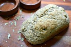 Eigengemaakt integraal brood royalty-vrije stock foto's