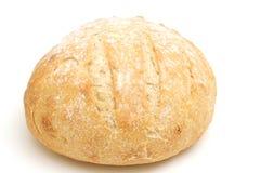 Eigengemaakt zuurdesembrood op bovenkant stock fotografie