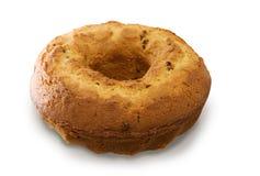 Eigengemaakte cake Royalty-vrije Stock Fotografie
