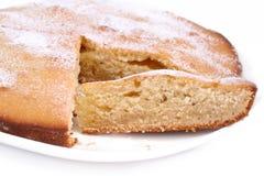 Eigengemaakte cakes Royalty-vrije Stock Afbeeldingen