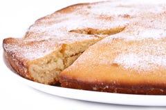 Eigengemaakte cakes Royalty-vrije Stock Foto's