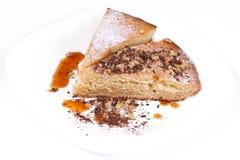 Eigengemaakte cakes Royalty-vrije Stock Foto
