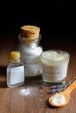 Eigengemaakte deodorant Royalty-vrije Stock Afbeelding
