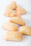 Eigengemaakte koekjes. Stock Foto's