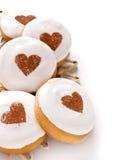 Eigengemaakte koekjes Royalty-vrije Stock Afbeeldingen
