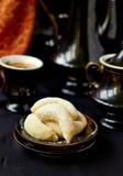 Eigengemaakte koekjes Royalty-vrije Stock Afbeelding