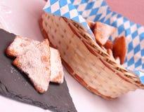 Eigengemaakte Koekjes Stock Fotografie