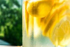 Eigengemaakte Limonade Royalty-vrije Stock Foto's